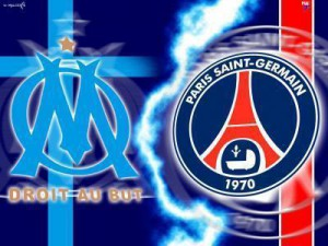 Marseille - PSG derby