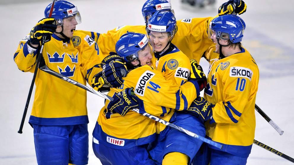 Spela Ice Hockey Spelautomat på nätet på Casino.com Sverige