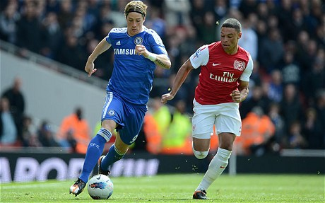 Arsenal - Chelsea med spel på över 2.5 mål
