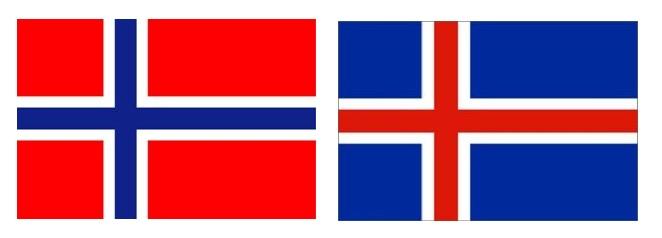 Island till VM-Playoff vid vinst mot Norge