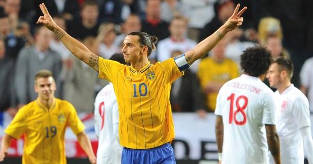 Zlatan Ibrahimovic - Kungen av snygga mål