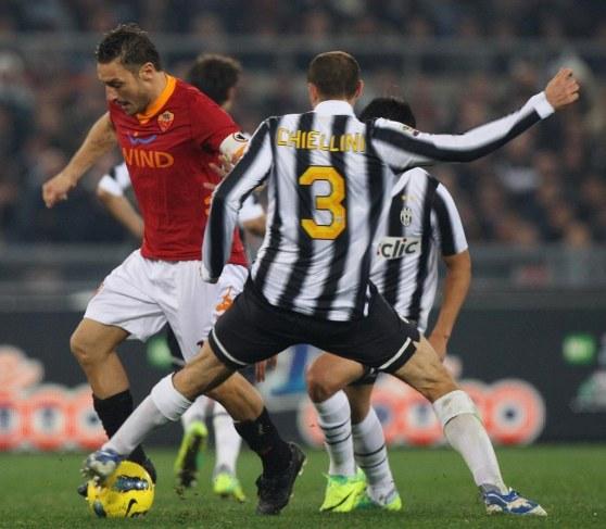 Se Roma - Juventus i Italienska cupen ikväll