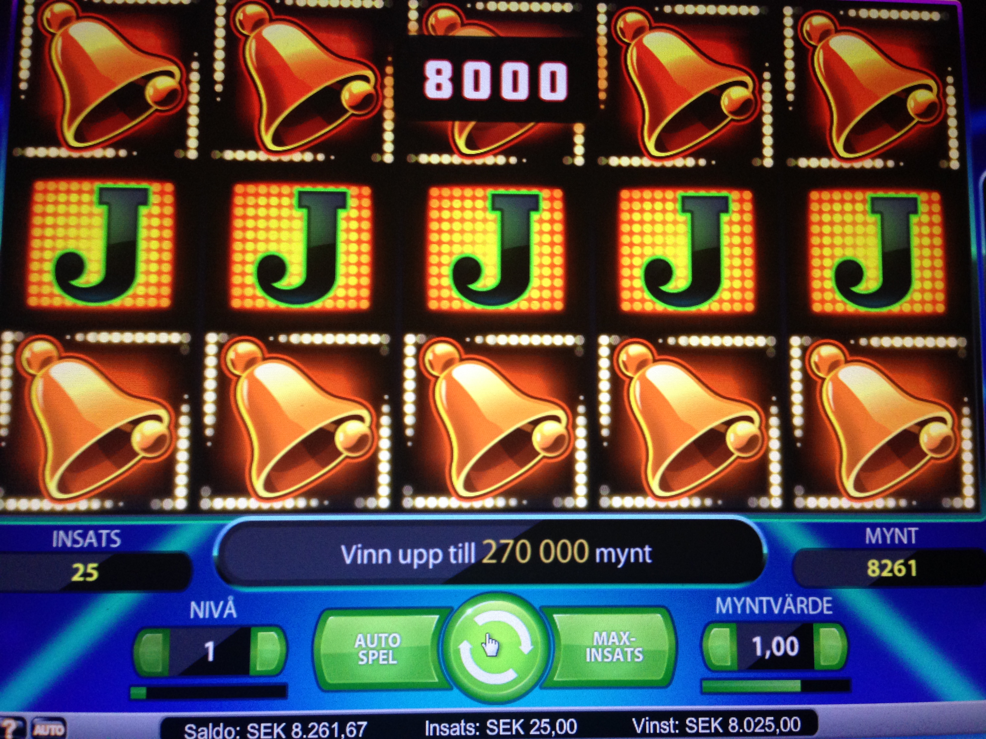 Video slot twin spin