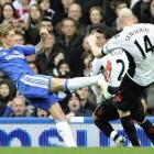 Svårspelad premiär för Chelsea