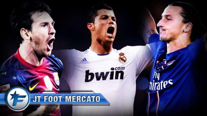 Livestreaming med Zlatan, Ronaldo och Messi