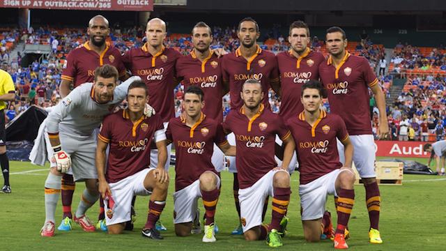 Romas lag 2014