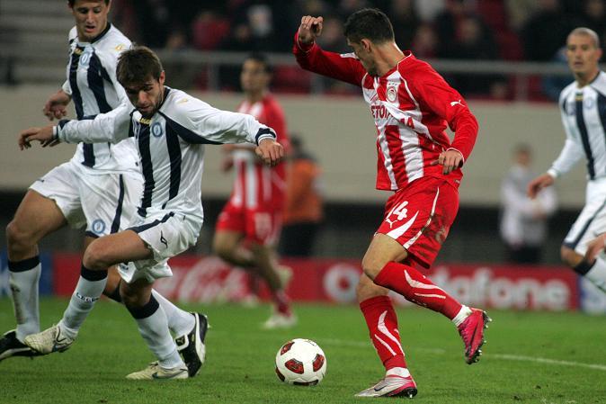 PAOK Thessaloniki - Olympiakos