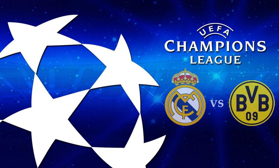 real madrid dortmund champions league