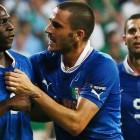 Italien besegrar Norge, max 2,5