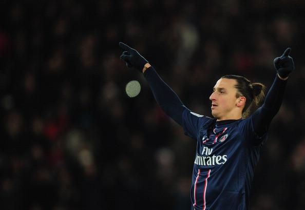 Zlatan kan zlatanera hem ligaguldet till sitt PSG
