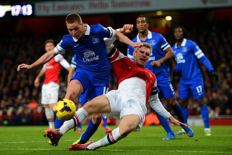 Everton – Arsenal blir en tuff tillställning