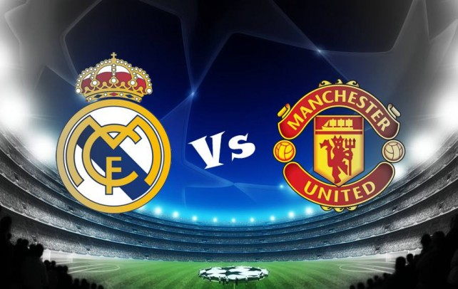 Real Madrid – Manchester United Live Stream