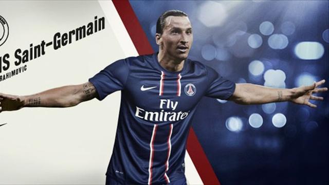 Se Zlatan och PSG spela Supercup-Final kl. 14.00