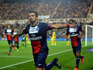 FOOTBALL : Nantes vs Paris SG - Ligue 1 - 25/08/2013