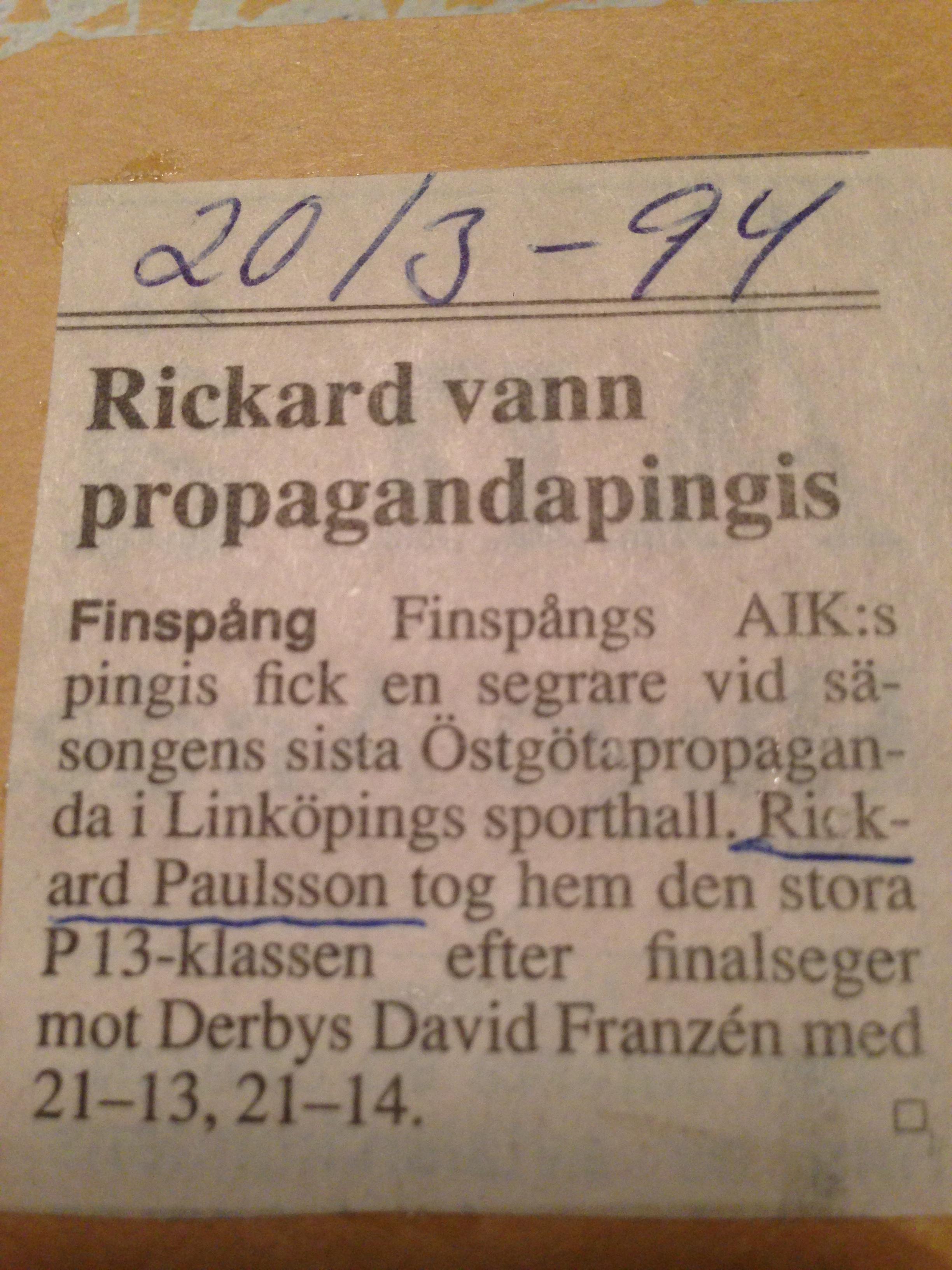 propaganda pingis