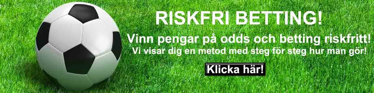 riskfri betting