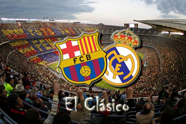El Clásico FC Barcelona - Real Madrid Livestreaming