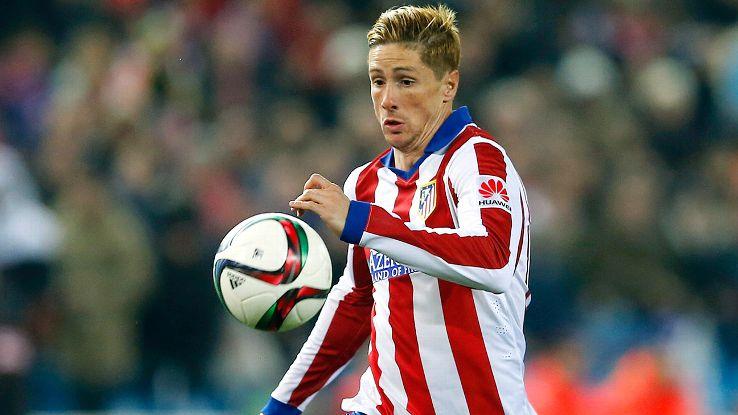Live Stream Fotboll Lördag 21 mars med Fernando Torres i Atletico Madrid