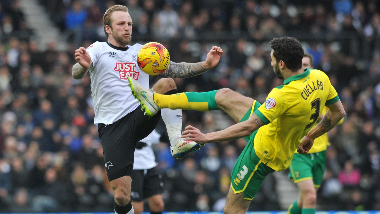 Norwich - Derby Live Streaming