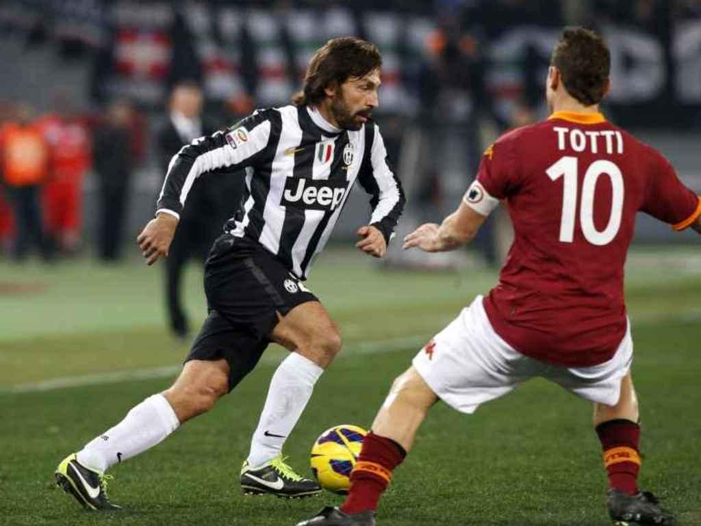 Roma - Juventus Live Stream