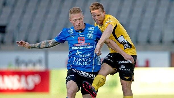 Halmstad - Elfsborg Allsvenskan