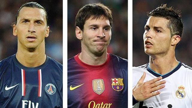 PSG, Real Madrid och FC Barcelona