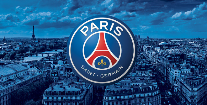 PSG logo Ligue 1