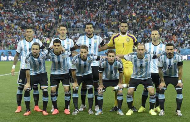 Argentina - Jamaica Live Stream i Midsommar