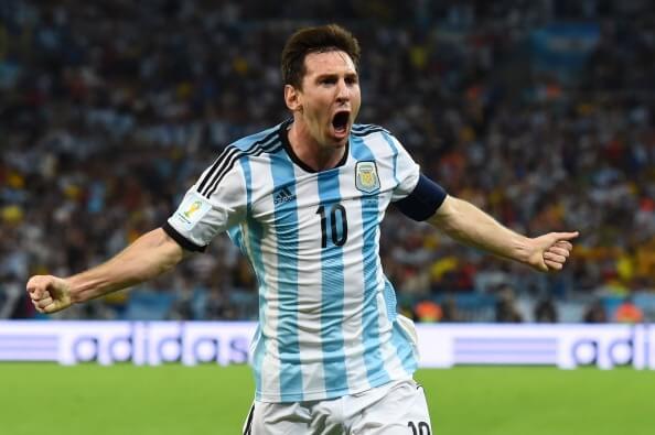 Copa America kvartsfinaler