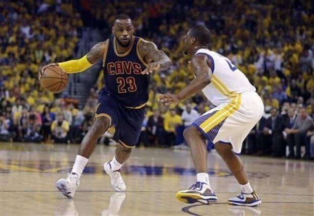Direktsända NBA Finalmatcher