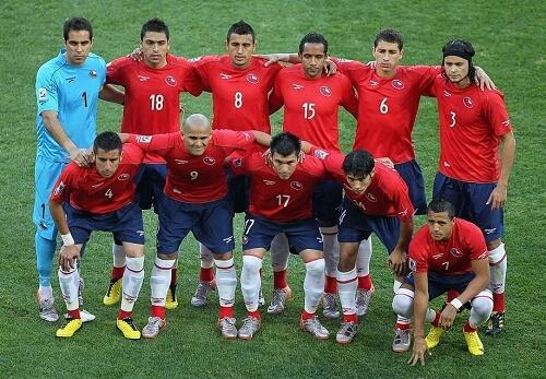 Copa America Final 2015 Chile