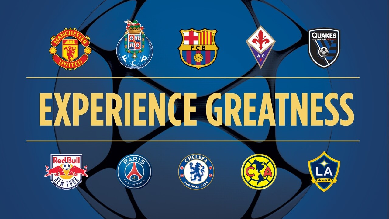 International Champions Cup - Live Streaming