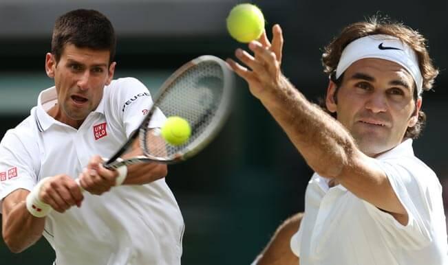 Wimbledon Final 2015 Roger Federer - Novak Djokovic