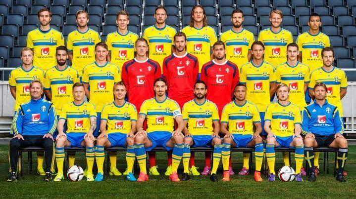 fotboll sverige österrike