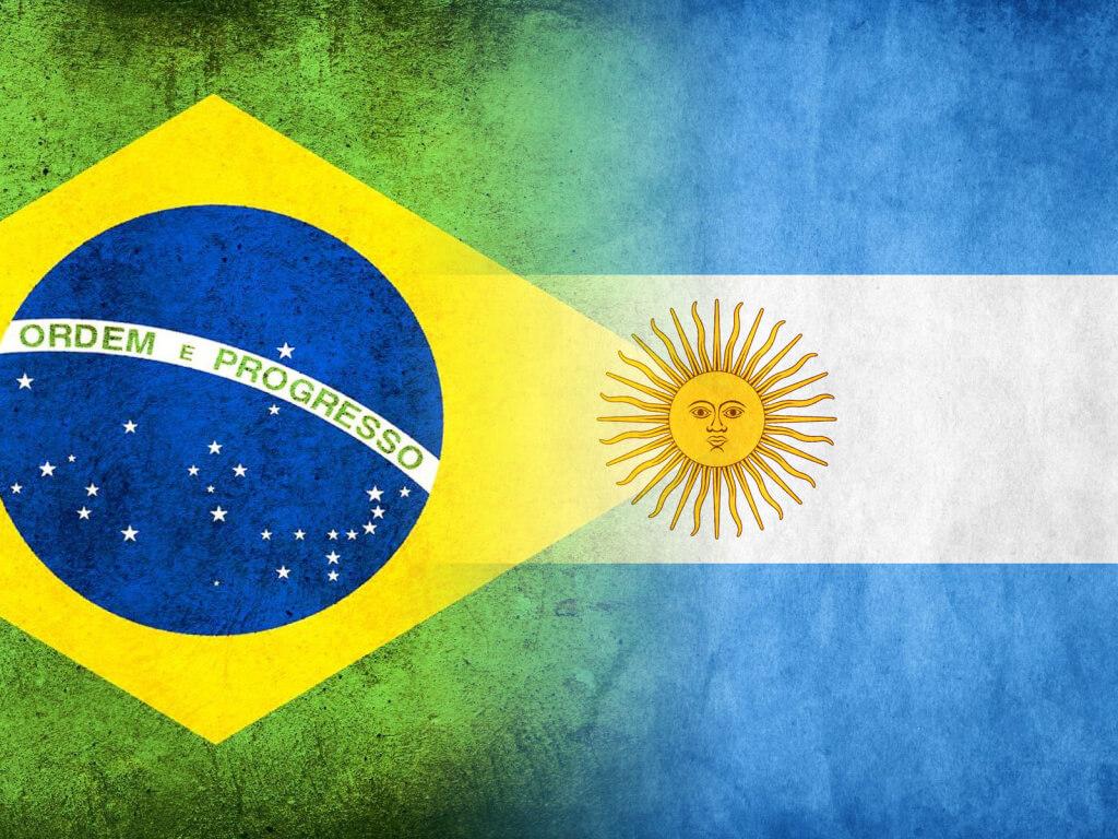 Argentina - Brasilien VM-kval Live stream