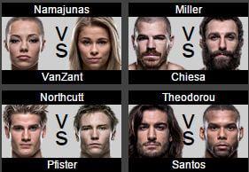 UFC stream 11 dec