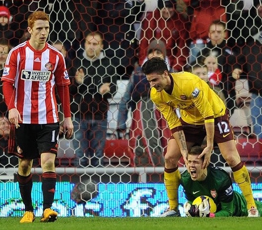 Se Arsenal - Sunderland gratis på bet365 livestreaming kl.16:00