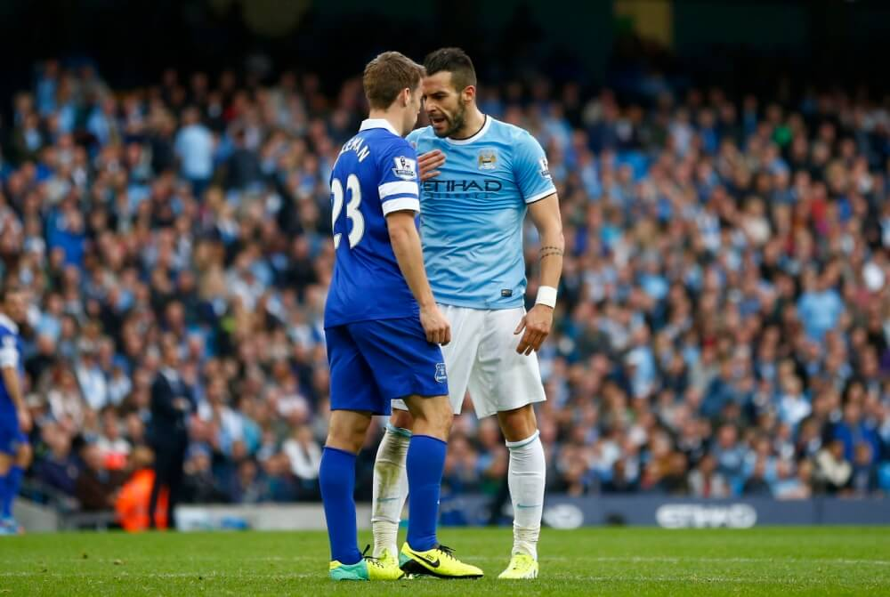Streama Everton - Manchester City i Capital One Cup kl. 21:00