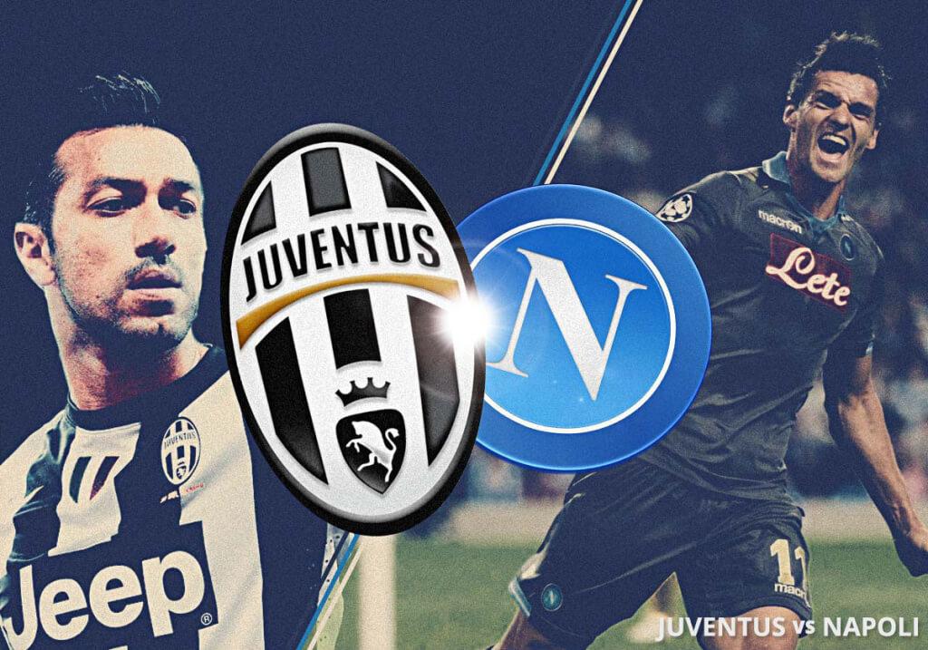 Juventus - Napoli Serie A