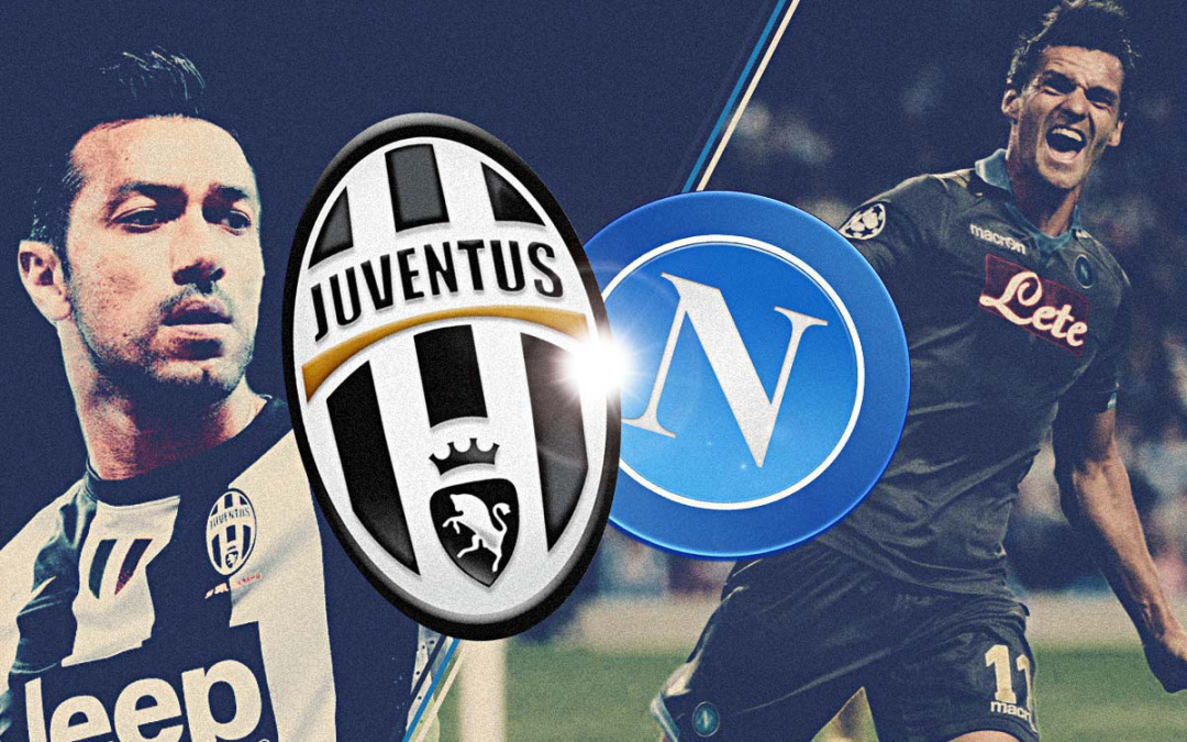 Juventus – Napoli i seriefinal på bet365 Livestreaming