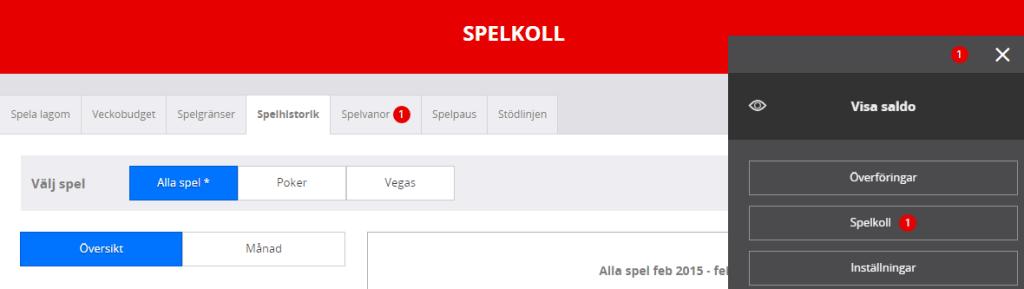Spelkoll svenska spel