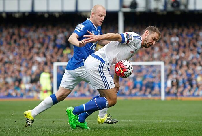 Everton - Chelsea i FA-Cupen