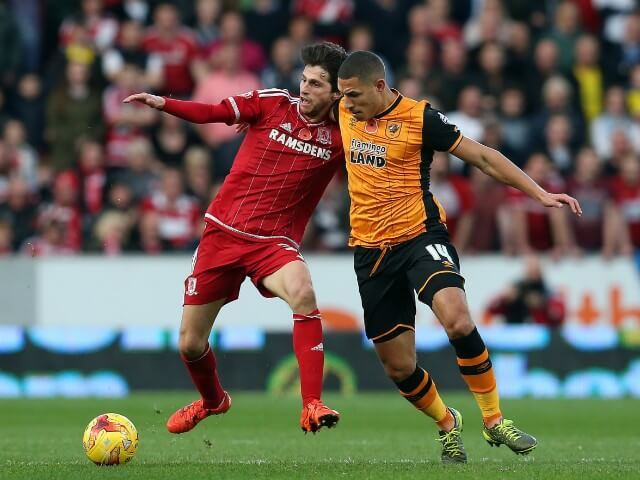 Middlesbrough v Hull