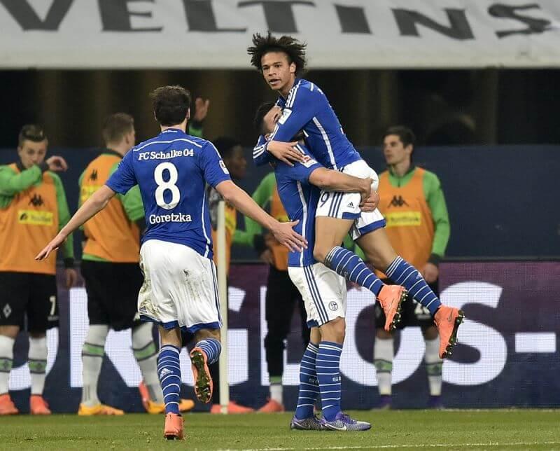 Schalke intressant i derbyt