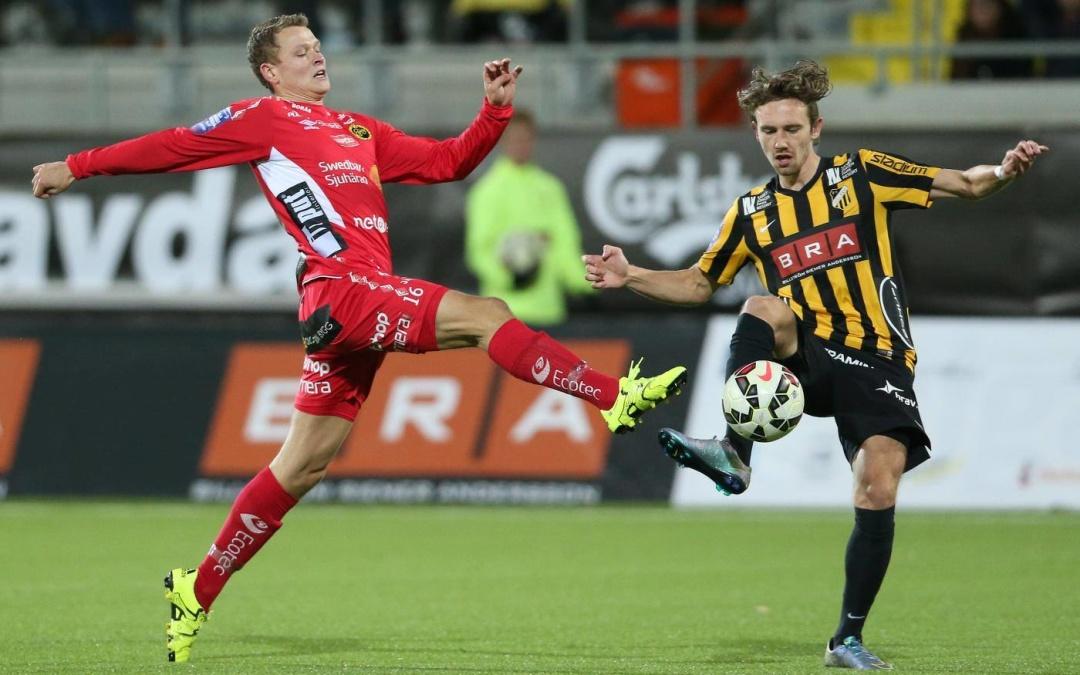 Spel från Allsvenskan och EL