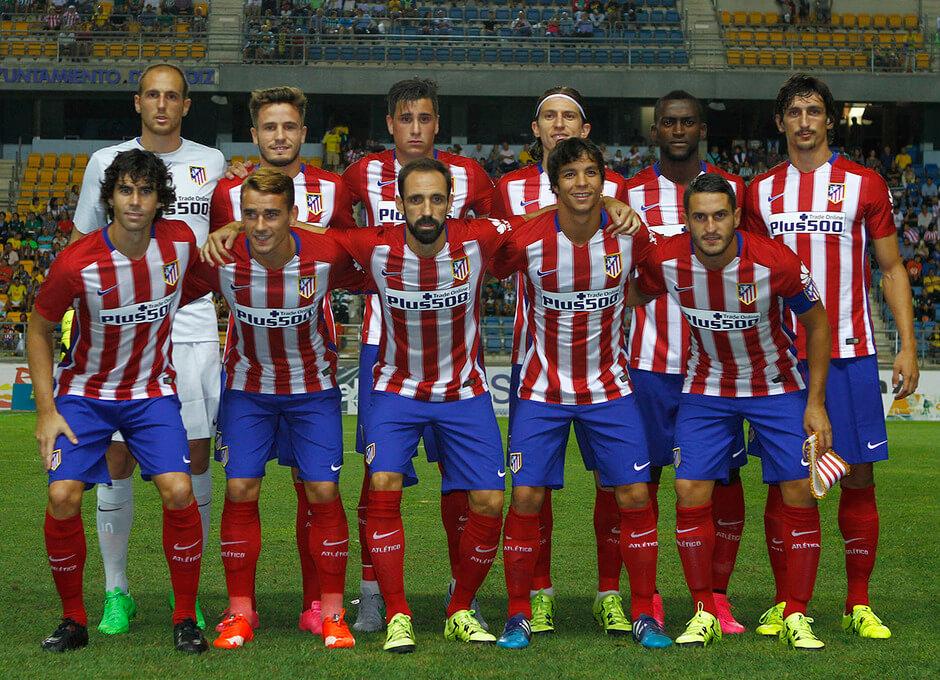 Champions League Final 2016 Atletico Madrid