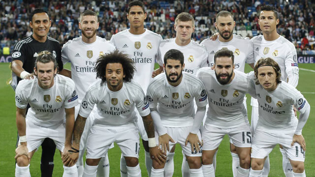 Champions League Final 2016 Real Madrid