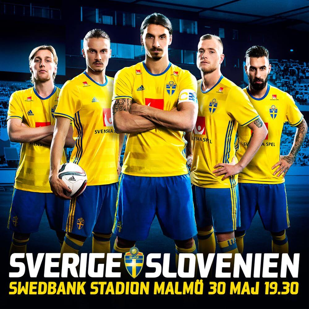 Sverige Slovenien tv kanal