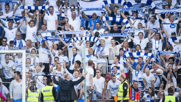 IFK Norrköping - IF Elfsborg