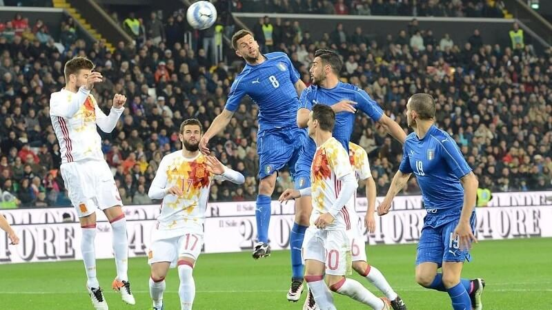 Italien - Spanien Specialodds